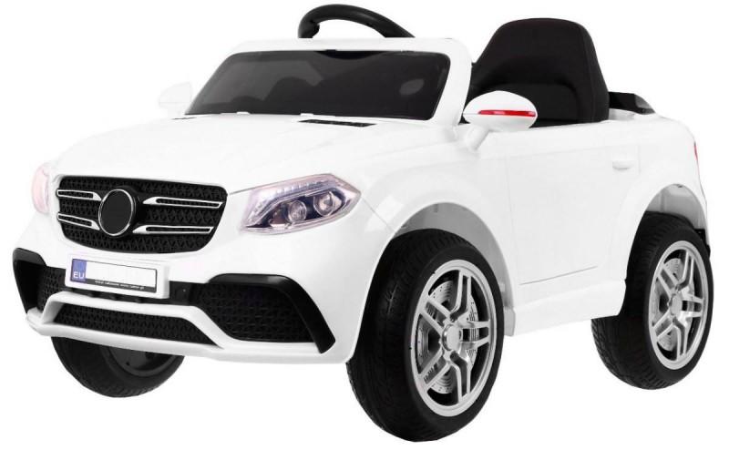 Детский электромобиль Mercedes 1558 белый