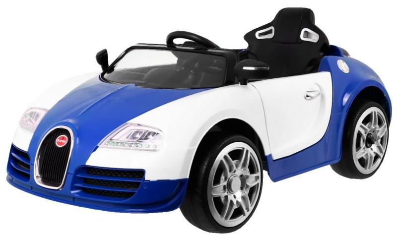 Детский электромобиль Bugatti JE1188 синий