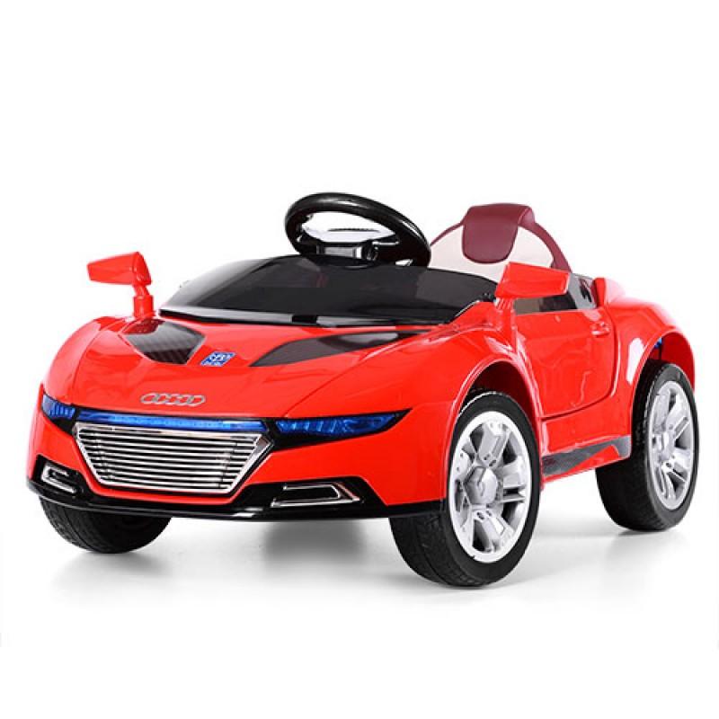 Детский электромобиль Audi M2448 красный
