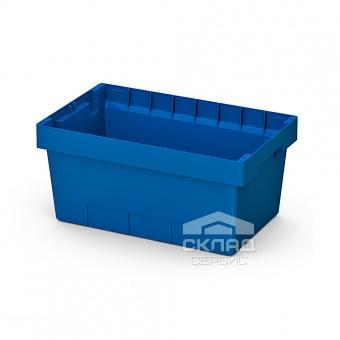 Вкладываемый контейнер Instore (5321) 490х300х210 мм синий
