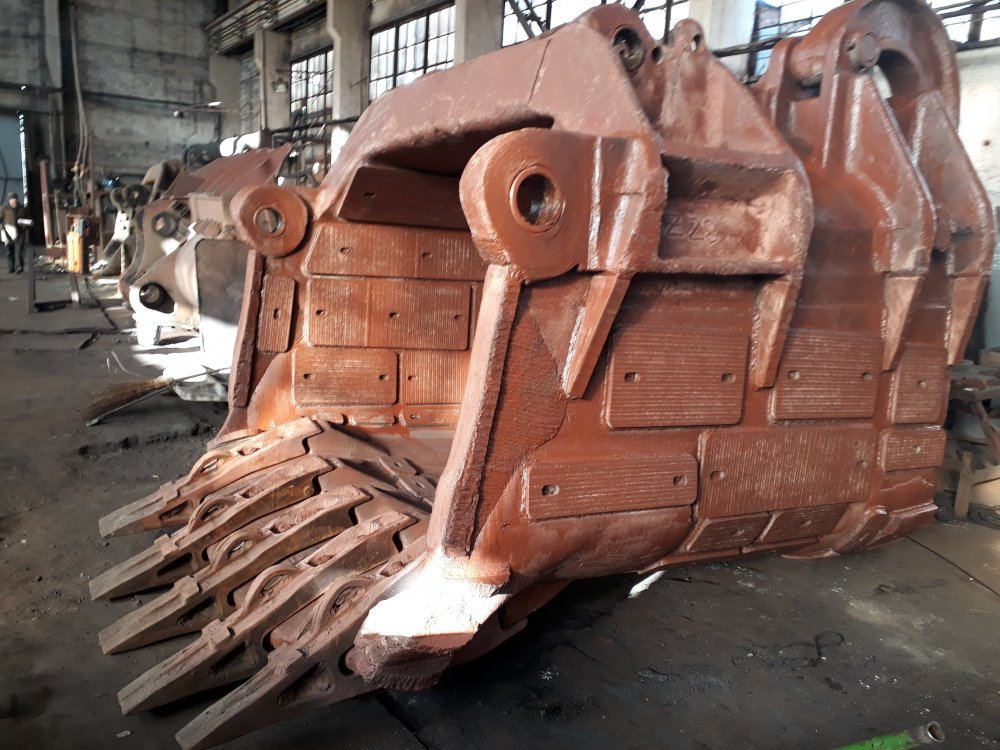 Buy Coal and ore handling installations, complete, for opencast mining