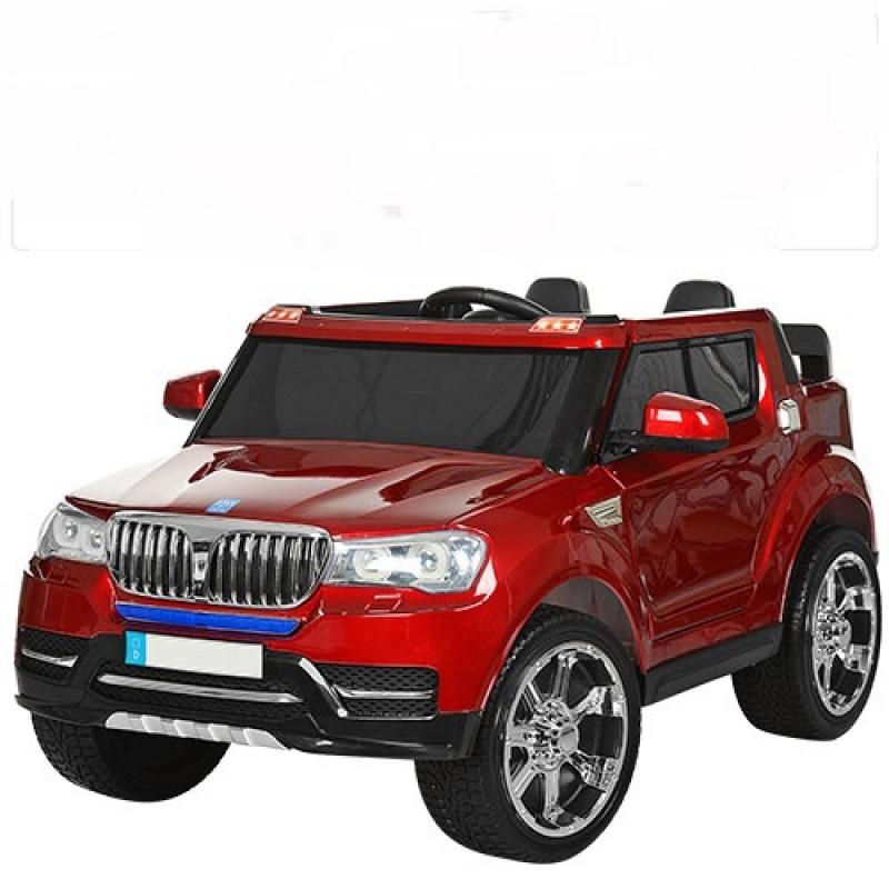 Детский электромобиль BMW S8088 лак красный