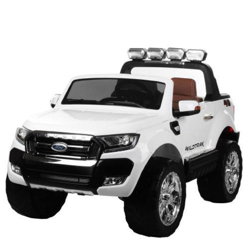 Детский электромобиль Buggy S2588 белый