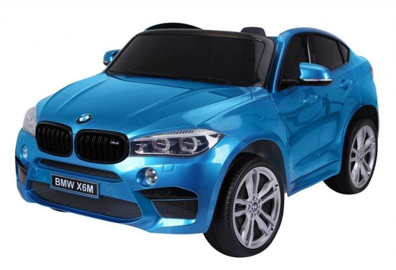 Детский электромобиль BMW X6M JJ2168 лак