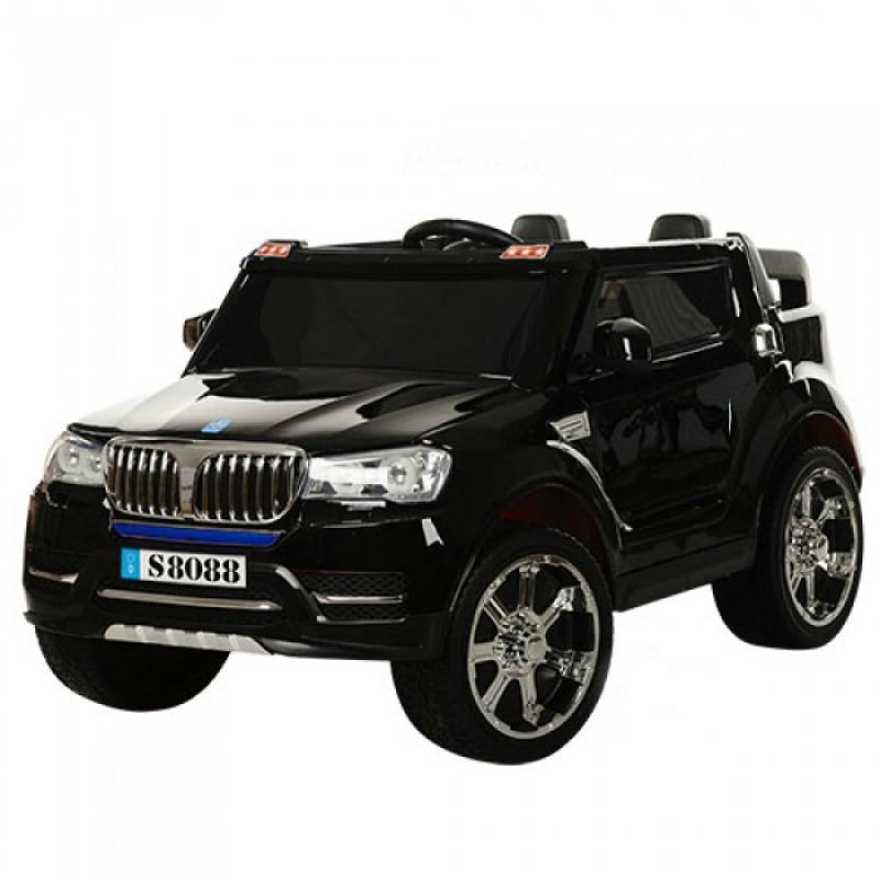 Детский электромобиль BMW S8088 лак черный