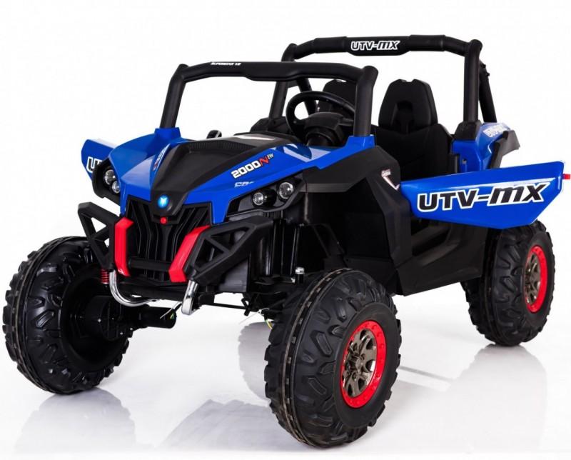 Детский электромобиль Buggy M3602 синий