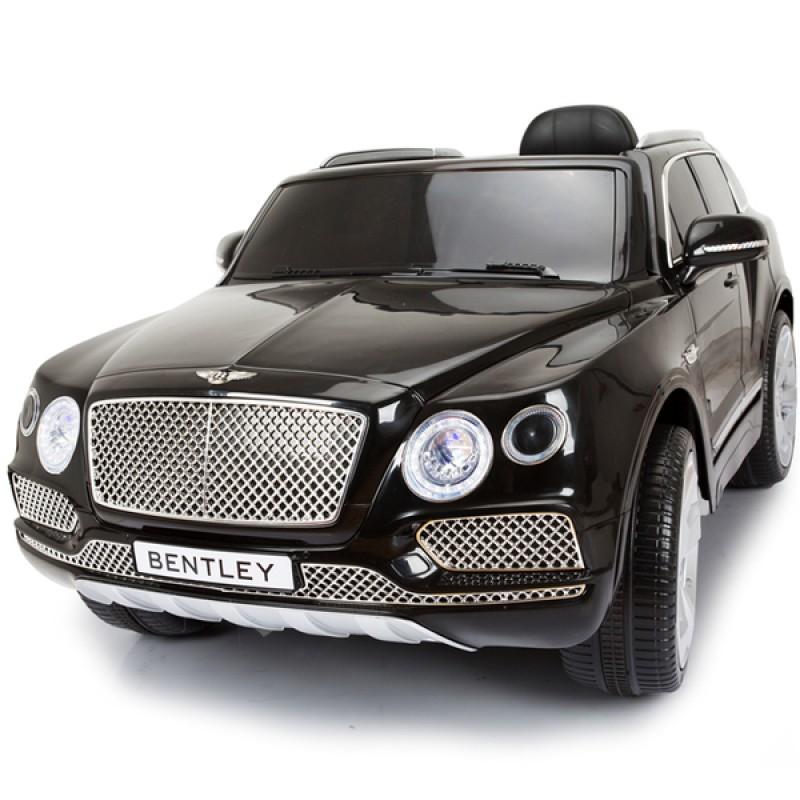 Детский электромобиль Bentley 2158 черный