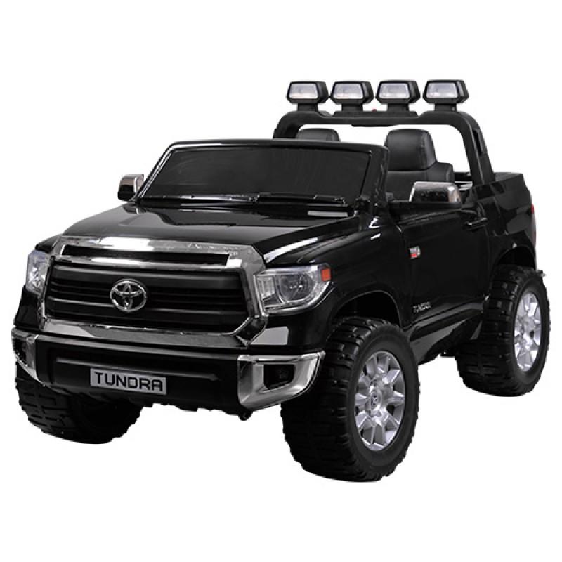 Детский электромобиль Toyota Tundra черный