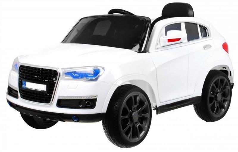 Детский электромобиль Audi 805 белый