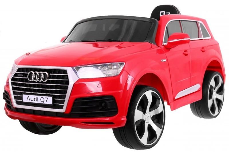 Детский электромобиль Audi Q7 2188 красный