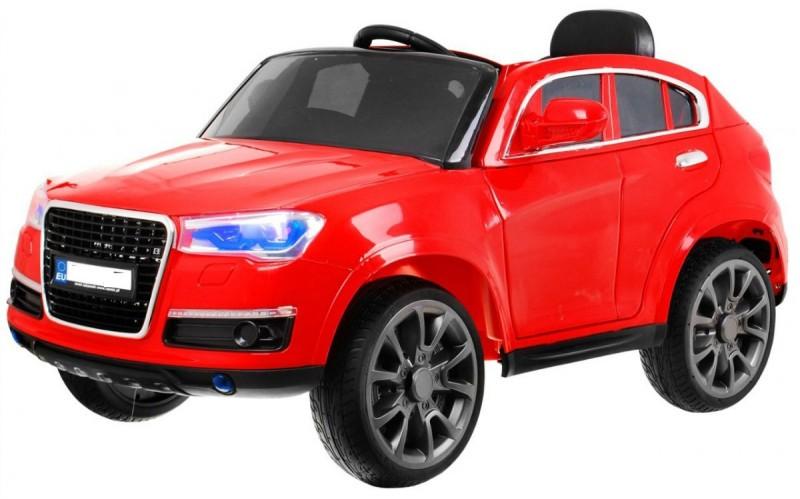 Детский электромобиль Audi 805 красный