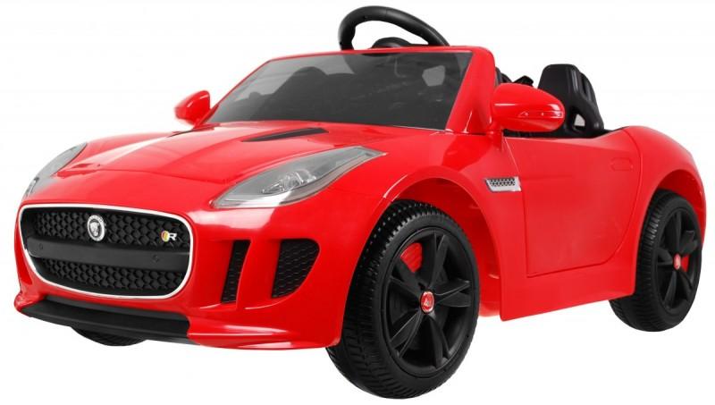Детский электромобиль Jaguar DMD218 красный