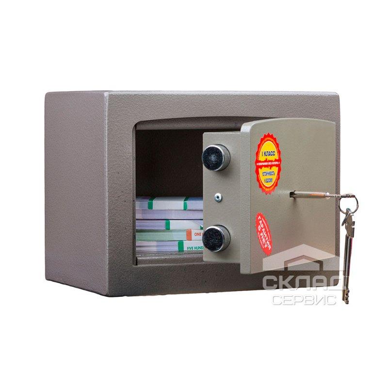 Взломостойкий сейф VALBERG КАРАТ-20 (ASK-20) 200x260x180 мм
