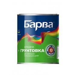 Купить Грунтовка Барва Стандарт ГФ-021 С светло-серая 2,8 кг (51004)