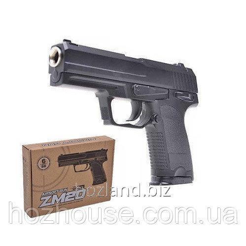 Купить Детский пистолет CYMA ZM20 (металл+пластик)