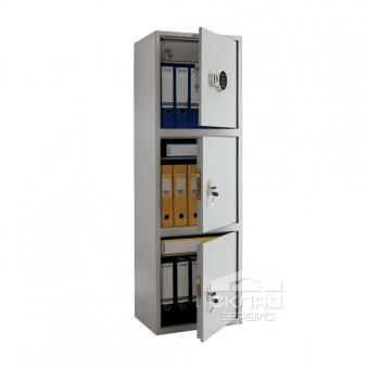 Бухгалтерский шкаф ПРАКТИК SL-150/3 T.EL 1490x460x340 мм