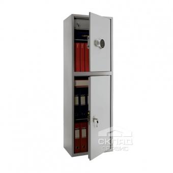 Бухгалтерский шкаф ПРАКТИК SL-150/2 T.EL 1490x460x340 мм