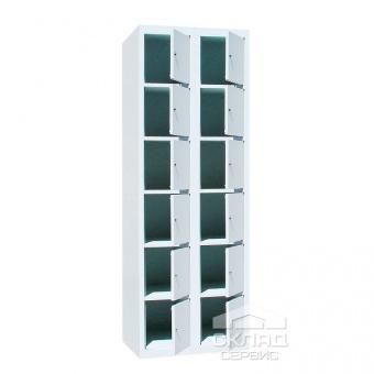 Ячеечный шкаф ШО-400/2-12 (1800x800x500 мм)
