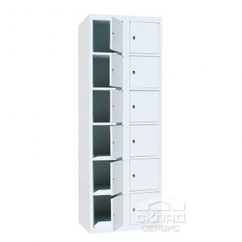 Ячеечный шкаф ШО-300/2-12 (1800x600x500 мм)