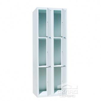 Ячеечный шкаф ШО-400/2-6 (1800x800x500 мм)