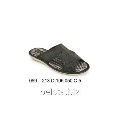 Тапочки женские 059/213 С-106