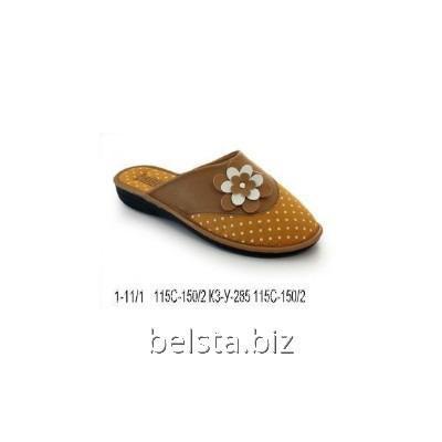 Тапочки женские 1-11/115 С-150