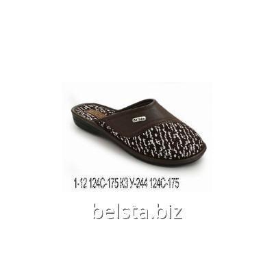 Тапочки женские 1-12/124 С-175
