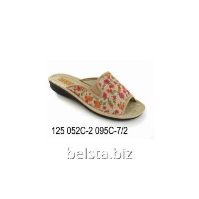 Тапочки женские 125/052 С-2