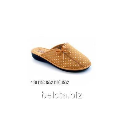 Тапочки женские 1-28/115 С-150