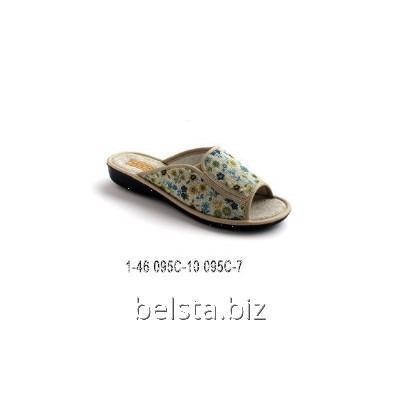Тапочки женские 1-46/095 С-10