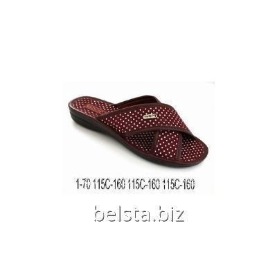 Тапочки женские 1-70/115 С-160