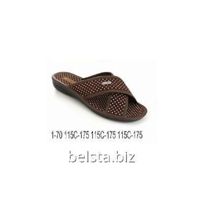 Тапочки женские 1-70/115 С-175