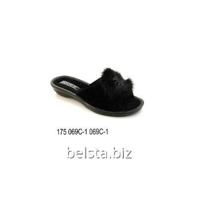 Тапочки женские 175/069 С-1