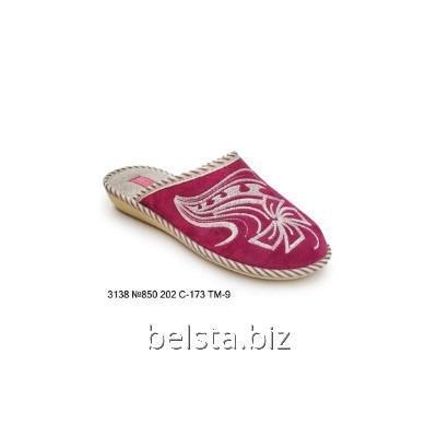Тапочки женские 3138 С-173