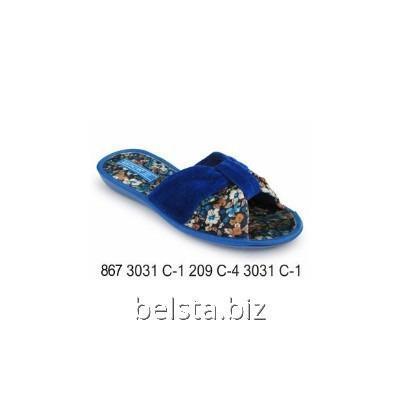Тапочки женские 867/3031 С-1/209 С-4