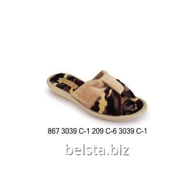 Тапочки женские 867/3039 С-1/209 С-6