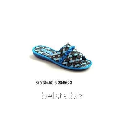 Тапочки женские 875/3045 С-3