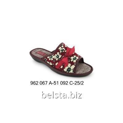 Купить Тапочки женские 962 А-51
