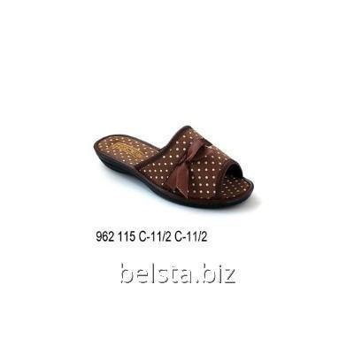Тапочки женские 962/115 С-11