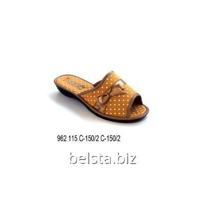 Тапочки женские 962/115 С-150