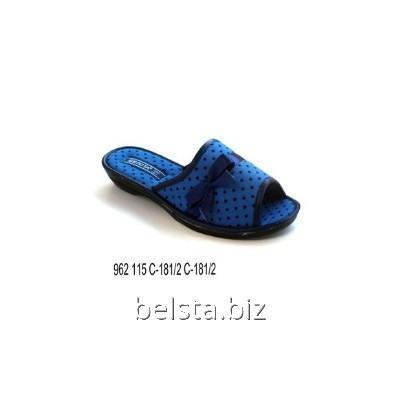 Тапочки женские 962/115 С-181