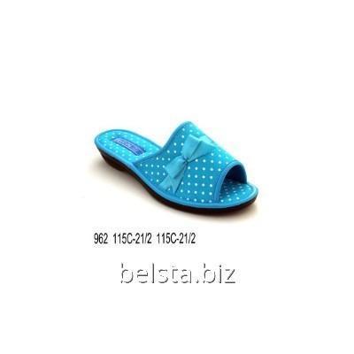 Тапочки женские 962/115 С-21