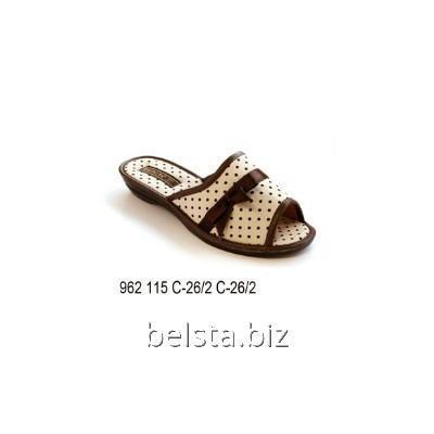 Тапочки женские 962/115 С-26