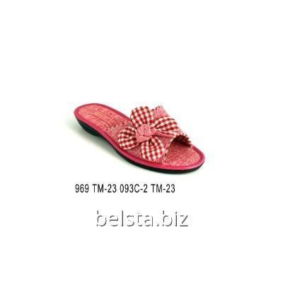 Тапочки женские 969 ТМ-23/093 С-2