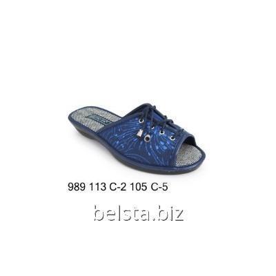 Тапочки женские 989/113 С-2