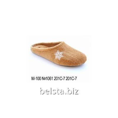 Тапочки женские М 100/1061/201 С-7