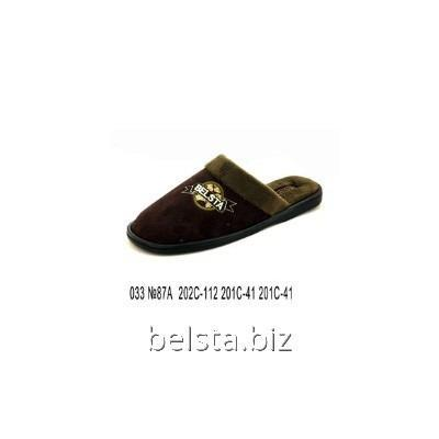 Тапочки мужские 033/87А С-112
