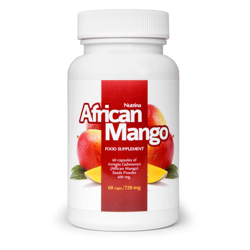 Капсулы для похудения African Mango Африкан Манго