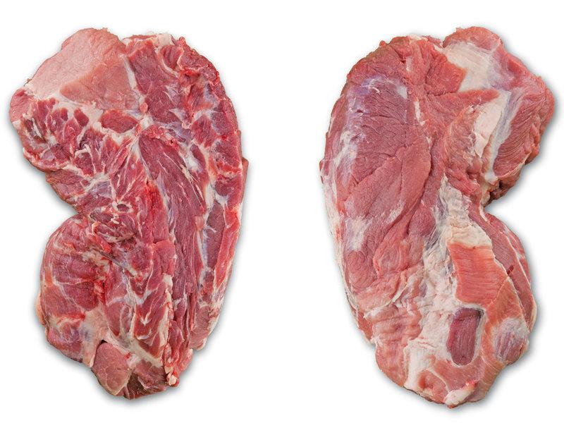 Щека без кожи (мясная)
