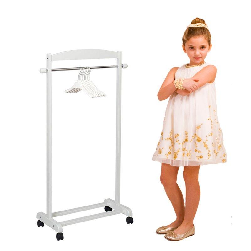 Стойка для одежды Fenster Умка Белый